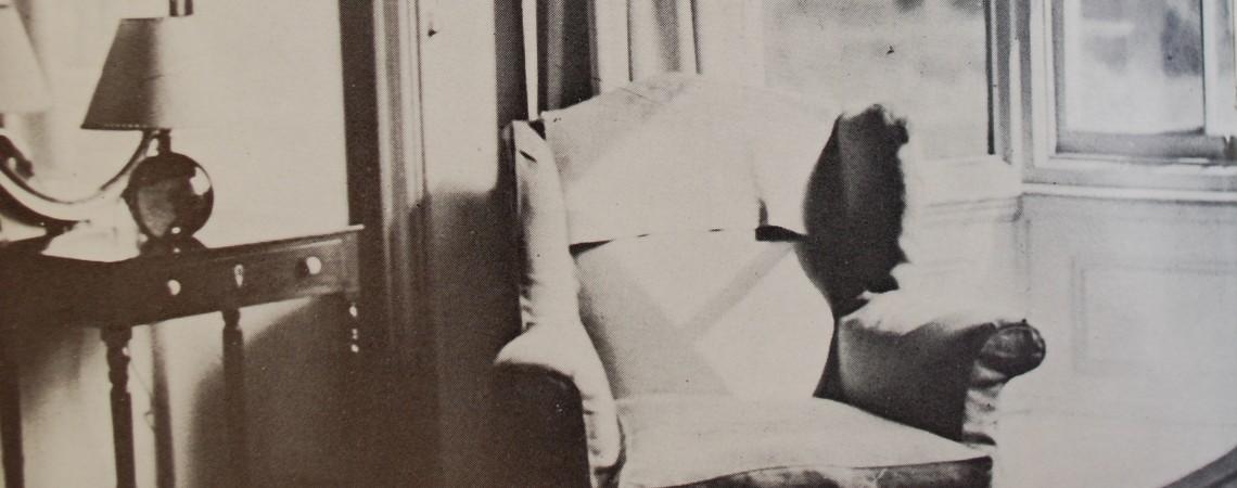 Henry's sitting room